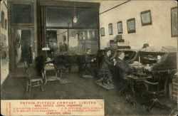 View of Office, Potvin-Pittock Company