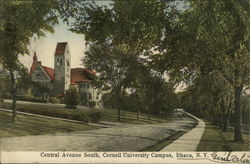Cornell University Campus - Central Avenue South