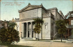 First Christian Science Church, Drexel Boulevard Postcard