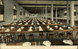 Interior Mess Hall, National Soldier's Home