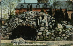 Notre Dame - The Grotto