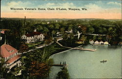 Wisconsin Veteran's Home, Chain O'Lakes