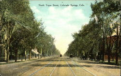 North Tejon Street