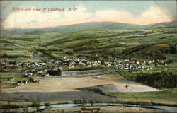Bird's-Eye View of Colebrook