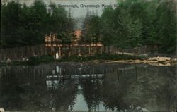 Camp Greenough, Greenough Pond