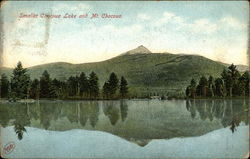 Smaller Chocoua Lake and Mt. Chocoua