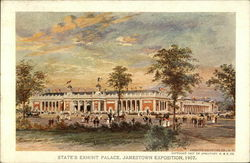 State's Exhibit Palace, Jamestown Exposition, 1907