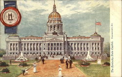 The Kentucky State Capitol Postcard