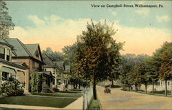 View On Campbell Street