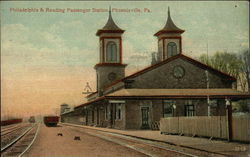 Philadelphia & Reading Passenger Station