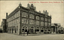 Landis and Co., Department Store