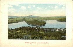 Bird's Eye View, Lake Winola