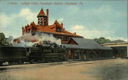 Lehigh Valley Passenger Station