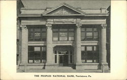 The Peoples National Bank