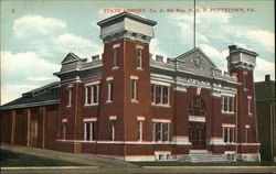 State Armory - Co. A. 6th Reg. N.G.P