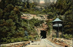 Railroad Tunnel at Natural Bridge