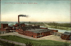 Everett Pulp and Paper Co. Mills