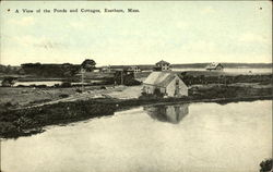 Ponds and Cottages