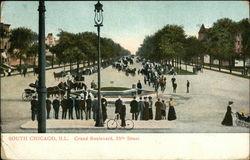 Grand Boulevard, 35th Street