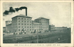 Beet Sugar Mills of U.S. Sugar Co