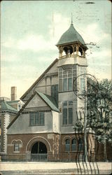 First Unitarian Church Postcard