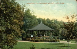 Pavilion at Nay-Aug Park