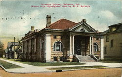 Carnegie Library - Street View