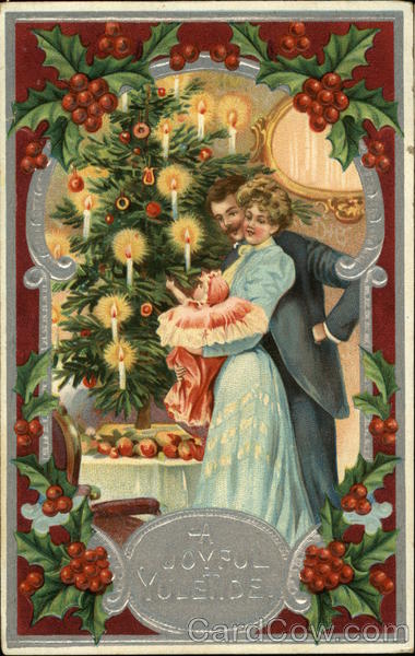 A Joyful Yuletide Christmas