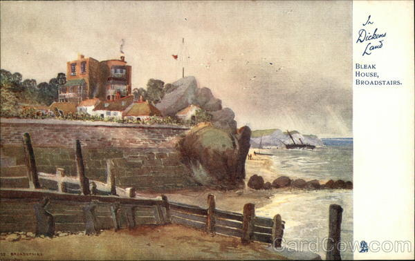 Bleak House, Broadstairs Art