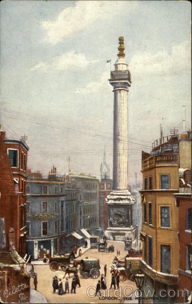 London, The Monument