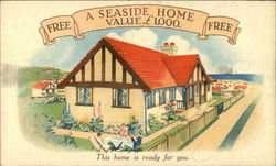 Seaside Home worth 1,000 pounds  - Saltdean Estate Ltd.