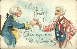 Here's a Health to George and Our Country