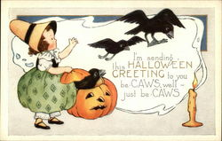 I'm Sending This Halloween Greeting to you be-CAWS, well just be-CAWS
