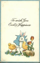 To Wish you Easter Happiness