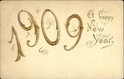 1909, A Happy New Year