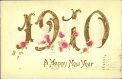 A Happy New Year, 1910