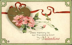 Does Memory Tie our Friendship Knot my Valentine