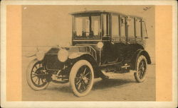 1912 Peerless, famous well developed American car