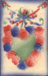 To My Valentine - Red, White & Blue