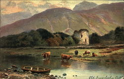 Old Inverlochy Castle