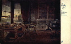 Chas. Dickens's Study, Gadshill