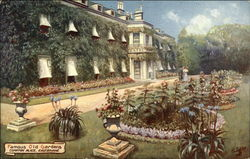 Famous Old Gardens-Compton Place,Eastbourne