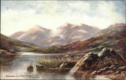 Snowdon,from Capel Curig
