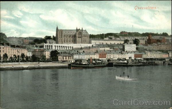 Queenstown Cobh Ireland