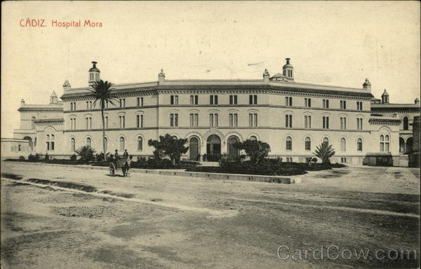 Hospital Mora Cadiz Spain Spain, Portugal