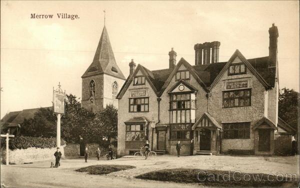 Horse & Groom, Merrow Village England