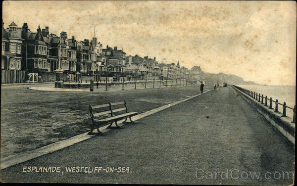 Esplanade Westcliff-on-Sea England