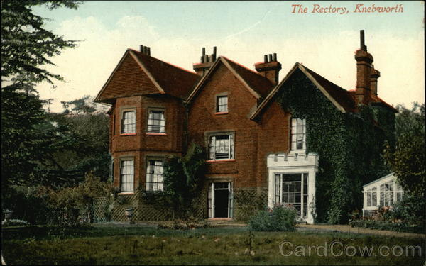 The Rectory Knebworth England