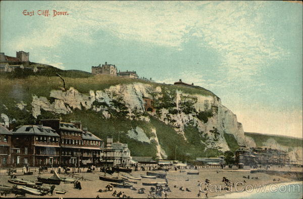 East Cliff Dover England Kent