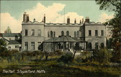 The Hall Postcard
